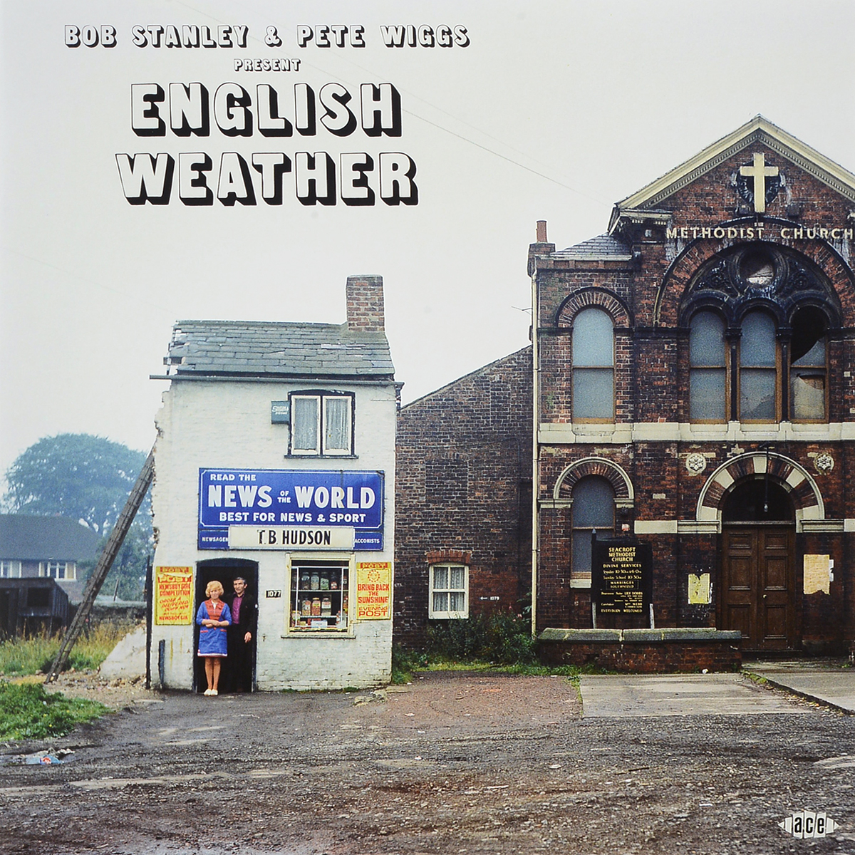Bob Stanley & Pete Wiggs… Present: English Weather (2 LP) motor ace motor ace five star laundry 2 lp