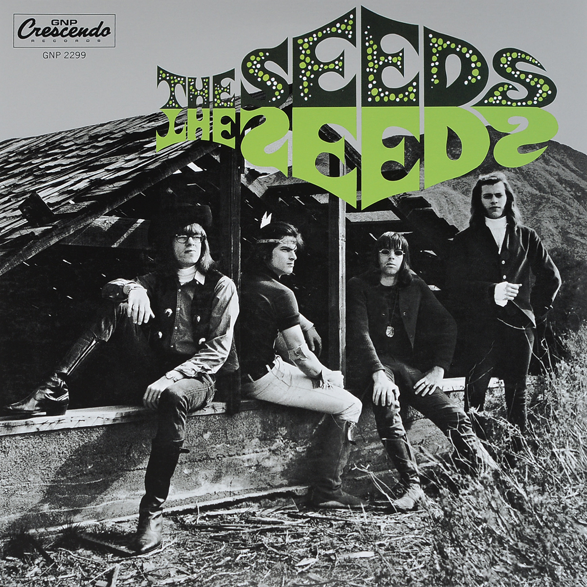 The Seeds The Seeds. The Seeds: Deluxe 50th Anniversary (2 LP) cd scorpions animal magnestism 50th anniversary deluxe edition
