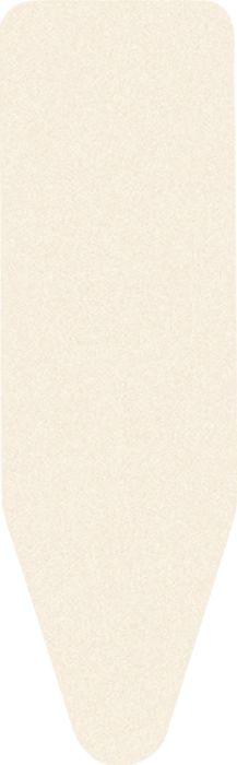 Чехол для гладильной доски Brabantia Perfect Fit, 2 мм, цвет: экрю, 124  45 см. 169403