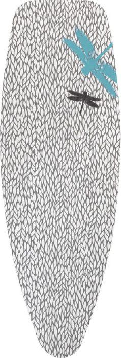 Чехол для гладильной доски Brabantia  Perfect Fit , 2 мм, цвет: зерно, 135 х 45 см. 111648 -  Гладильные доски