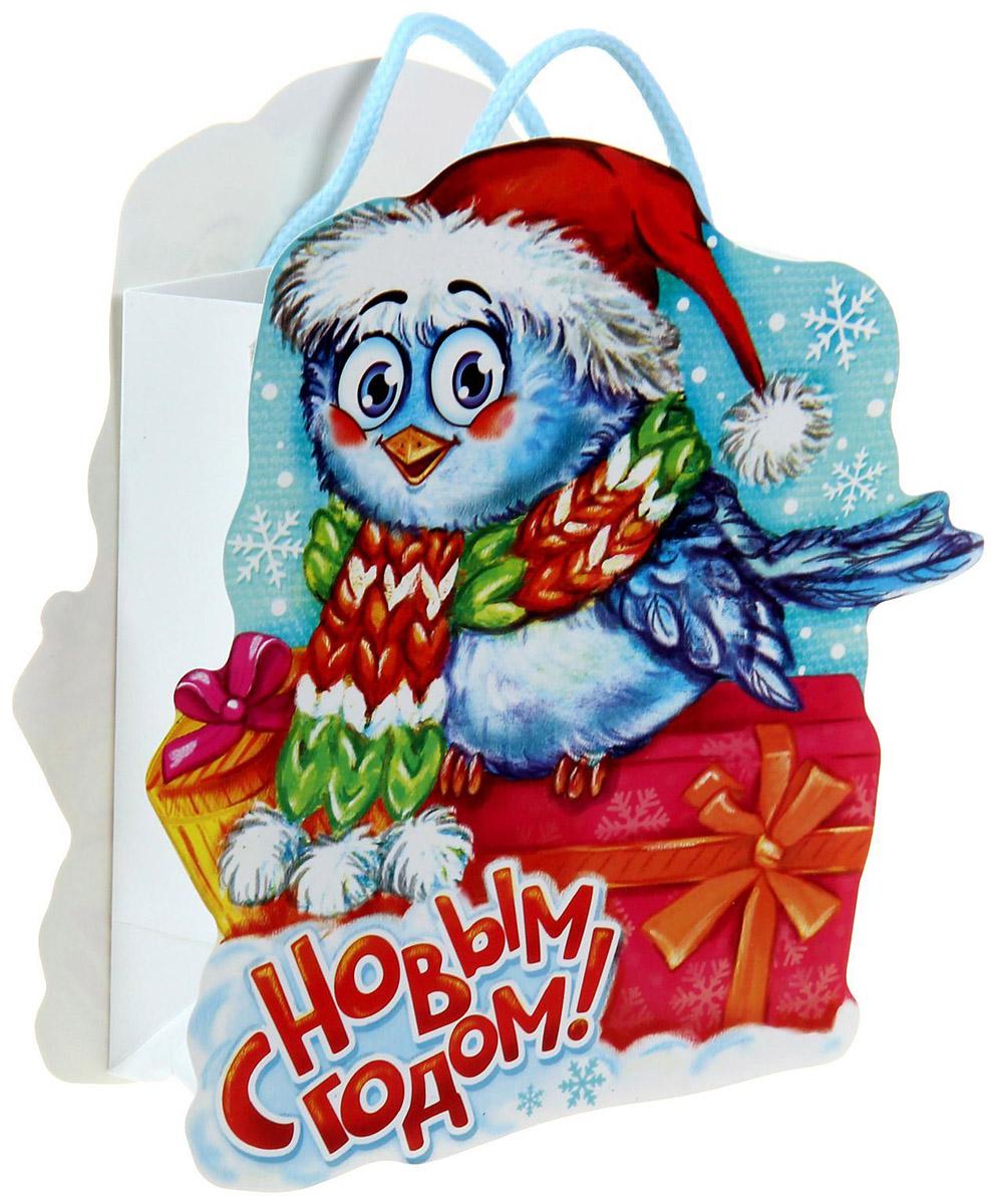 Пакет-открытка Sima-land Снегирь, 12 х 15 см1059636Подарочный пакет-открытка Sima-land, изготовленный из плотной бумаги, станет незаменимым дополнением к выбранному подарку. Для удобной переноски имеются две ручки из шнурков.Подарок, преподнесенный в оригинальной упаковке, всегда будет самым эффектным и запоминающимся. Окружите близких людей вниманием и заботой, вручив презент в нарядном, праздничном оформлении.