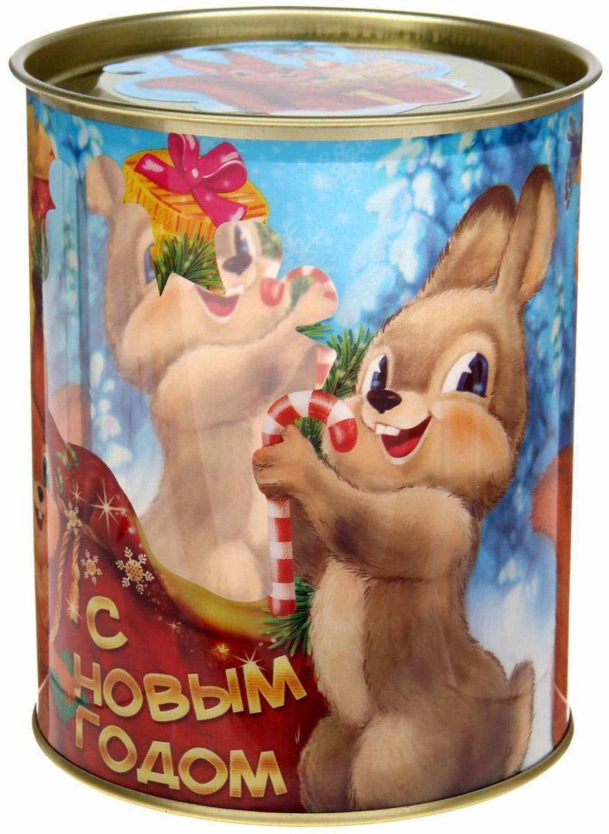 Коробка-тубус подарочная Sima-land Зверушки с подарком, 12 х 15 см1069411Любой подарок начинается с упаковки. Что может быть трогательнее и волшебнее, чем ритуал разворачивания полученного презента. И именно оригинальная, со вкусом выбранная упаковка выделит ваш подарок из массы других. Она продемонстрирует самые теплые чувства к виновнику торжества и создаст сказочную атмосферу праздника.