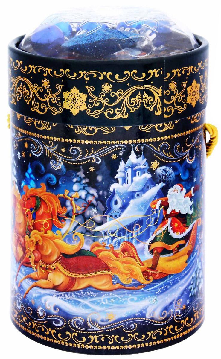 Коробка подарочная Sima-land Тройка  11,5 х 15 см1118876Любой подарок начинается с упаковки. Что может быть трогательнее и волшебнее, чем ритуал разворачивания полученного презента. И именно оригинальная, со вкусом выбранная упаковка выделит ваш подарок из массы других. Она продемонстрирует самые теплые чувства к виновнику торжества и создаст сказочную атмосферу праздника.