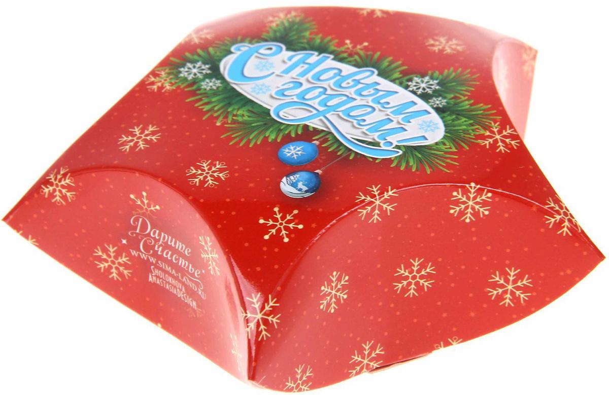 Коробка сборная фигурная Sima-land Звезда, 11 х 11 см1123295Любой подарок начинается с упаковки. Что может быть трогательнее и волшебнее, чем ритуал разворачивания полученного презента. И именно оригинальная, со вкусом выбранная упаковка выделит ваш подарок из массы других. Подарочная коробка Sima-land продемонстрирует самые теплые чувства к виновнику торжества и создаст сказочную атмосферу праздника.