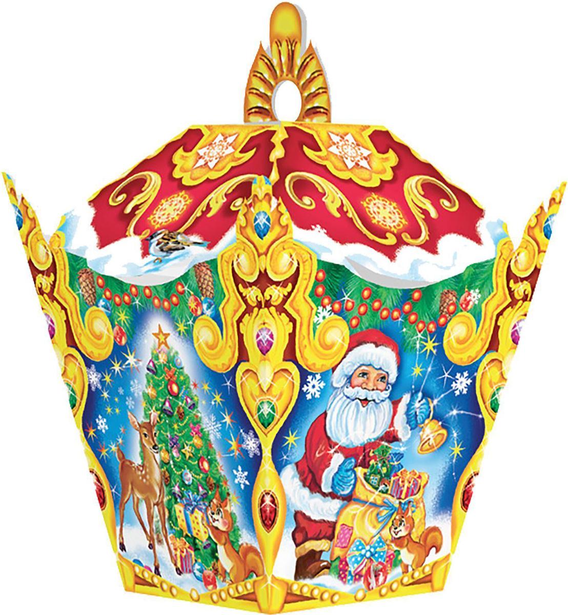 Коробка подарочная Sima-land Фонарик резной, сборная, 13 х 13 х 13,5 см1188242Любой подарок начинается с упаковки. Что может быть трогательнее и волшебнее, чем ритуал разворачивания полученного презента. И именно оригинальная, со вкусом выбранная упаковка выделит ваш подарок из массы других. Подарочная сборная коробка Sima-land продемонстрирует самые теплые чувства к виновнику торжества и создаст сказочную атмосферу праздника.