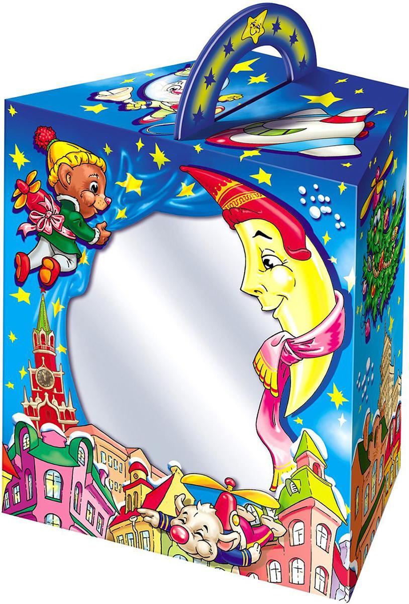 Коробка подарочная Sima-land Дед Мороз который живет на крыше, сборная, 16 х 7 х 18 см1208543Любой подарок начинается с упаковки. Что может быть трогательнее и волшебнее, чем ритуал разворачивания полученного презента. И именно оригинальная, со вкусом выбранная упаковка выделит ваш подарок из массы других. Подарочная сборная коробка Sima-land продемонстрирует самые теплые чувства к виновнику торжества и создаст сказочную атмосферу праздника.