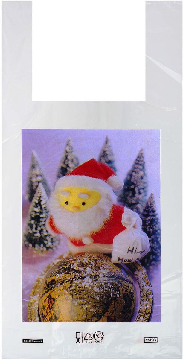 Пакет подарочный Артпласт Санта, 28 х 55 см1212845Сделанная своими руками оригинальная упаковка выделит презент из массы других, расскажет о ваших теплых чувствах, наполнит праздник сказочной атмосферой. Благодаря нашему набору для творчества сделать ее не составит труда! Следуйте инструкции, и вы легко создадите яркую, привлекающую внимание коробочку.