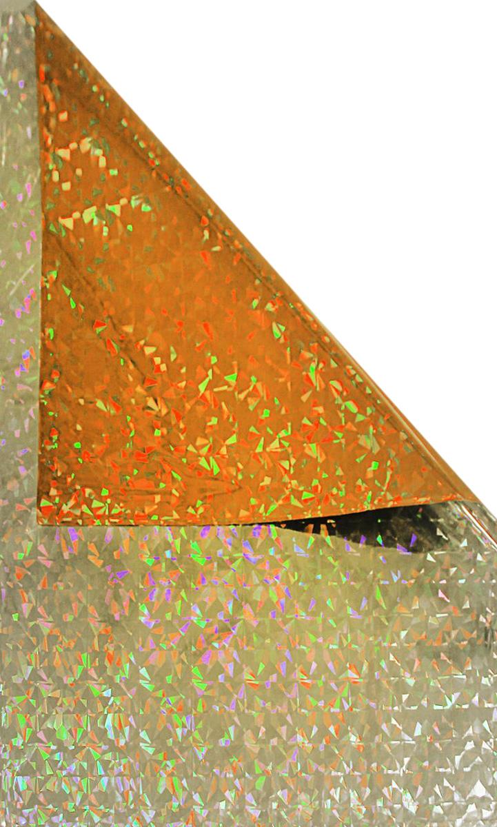 Пакет подарочный Sima-land, голографический, цвет: золотой, 50 х 35 см1317976Голографический подарочный пакет Sima-land - это стильный и модный тренд в декоре и упаковке. Он универсален в оформлении любой продукции и подарка и сделает даже обычный презент заметным, приятным и стильным.Наилучшее решение, если вы хотите порадовать ваших близких и создать праздничное настроение, ведь подарок, преподнесенный в оригинальной упаковке, всегда будет самым эффектным и запоминающимся.