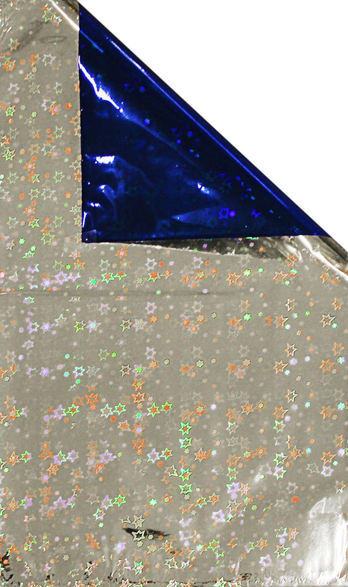 Пакет подарочный Sima-land, голографический, цвет: синий, 40 х 23 см1317978Голографический подарочный пакет Sima-land - это стильный и модный тренд в декоре и упаковке. Он универсален в оформлении любой продукции и подарка и сделает даже обычный презент заметным, приятным и стильным. Наилучшее решение, если вы хотите порадовать ваших близких и создать праздничное настроение, ведь подарок, преподнесенный в оригинальной упаковке, всегда будет самым эффектным и запоминающимся.
