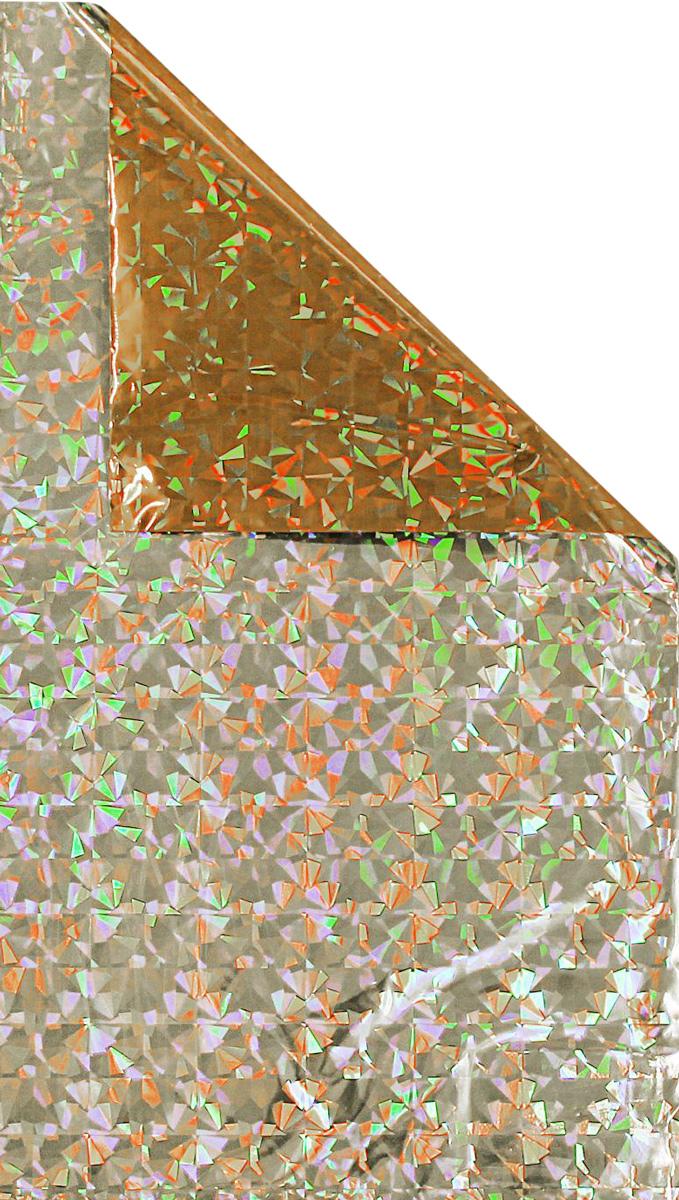 Пакет подарочный Sima-land, голографический, цвет: золотой, 40 х 23 см1317979Голографический подарочный пакет Sima-land - это стильный и модный тренд в декоре и упаковке. Он универсален в оформлении любой продукции и подарка и сделает даже обычный презент заметным, приятным и стильным.Наилучшее решение, если вы хотите порадовать ваших близких и создать праздничное настроение, ведь подарок, преподнесенный в оригинальной упаковке, всегда будет самым эффектным и запоминающимся.
