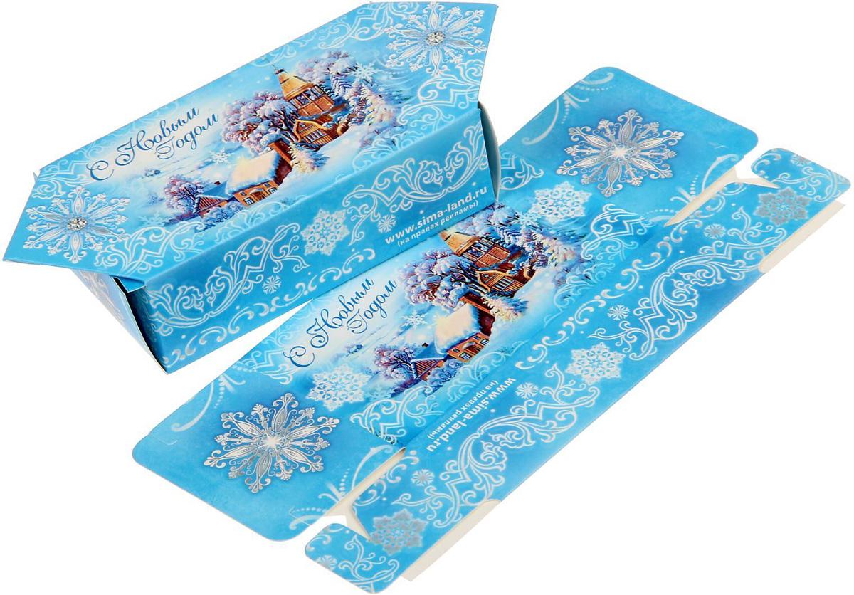 Коробка сборная фигурная Sima-land Зимняя сказка, 9 х 5 х 3 см1371663Любой подарок начинается с упаковки. Что может быть трогательнее и волшебнее, чем ритуал разворачивания полученного презента. И именно оригинальная, со вкусом выбранная упаковка выделит ваш подарок из массы других. Подарочная коробка Sima-land продемонстрирует самые теплые чувства к виновнику торжества и создаст сказочную атмосферу праздника.