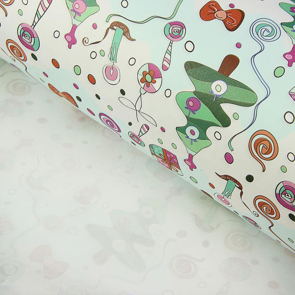 Бумага упаковочная Sima-land Елки, крафт, 50 х 70 см, 10 шт1657279Это стильный и модный тренд в декоре и упаковке. Она универсальна в оформлении любой продукции и подарка и сделает даже обычный презент заметным, приятным и стильным.