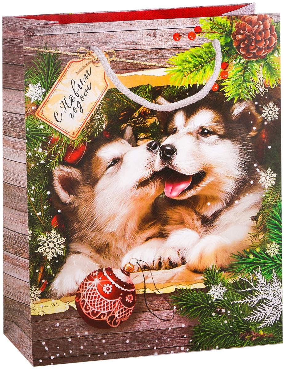 Пакет подарочный Дарите Счастье Снежный Новый год, вертикальный, 18 х 23 х 8 см2113742Сделанная своими руками оригинальная упаковка выделит презент из массы других, расскажет о ваших тёплых чувствах, наполнит праздник сказочной атмосферой. Благодаря нашему набору для творчества сделать её не составит труда! Следуйте инструкции, и вы легко создадите яркую, привлекающую внимание коробочку.