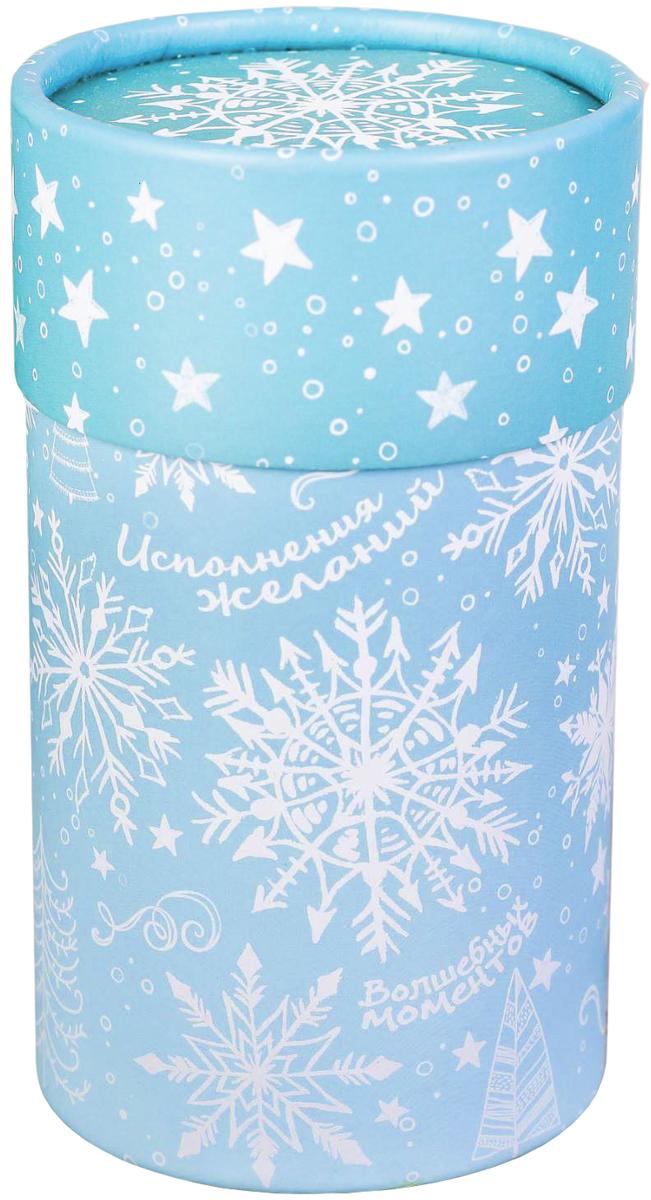 Коробка-тубус подарочная Sima-land Исплнения желаний, 8 х 14,5 см2353308Любой подарок начинается с упаковки. Что может быть трогательнее и волшебнее, чем ритуал разворачивания полученного презента. И именно оригинальная, со вкусом выбранная упаковка выделит ваш подарок из массы других. Подарочная коробка-тубус Sima-land продемонстрирует самые теплые чувства к виновнику торжества и создаст сказочную атмосферу праздника.