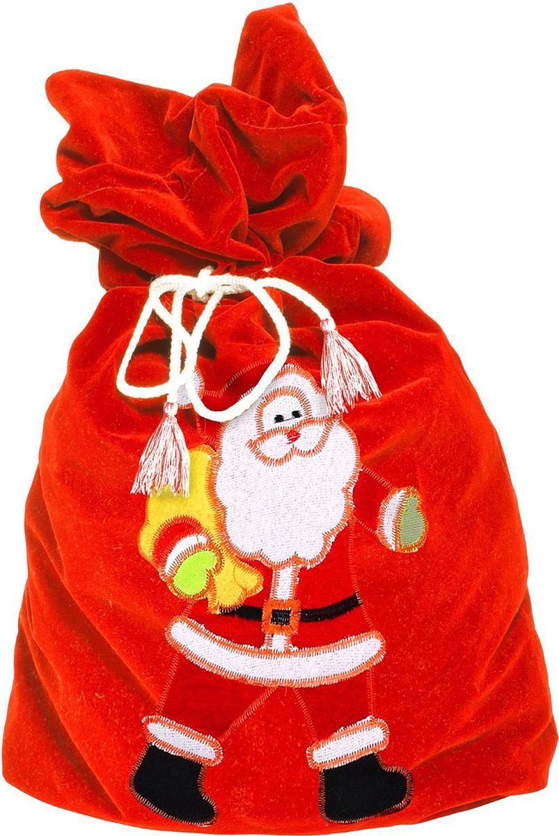 Упаковка подарочная Страна Карнавалия Карнавал. Мешок поздравление Деда Мороза, цвет: красный, 48 х 70 см328628Упаковка – это одна из важных составляющих самого подарка! Дарите ли высувениры родственникам, или выбираете подарок для самого близкого человека – правильно подобранная подарочная упаковка усилит радость от самого подарка и поднимет настроение. Подарочная упаковка Страна Карнавалия Карнавал. Мешок поздравление Деда Мороза - это отличный выбор, который привнесет атмосферу праздника в ваш дом! Размер: 48 х 70 см.