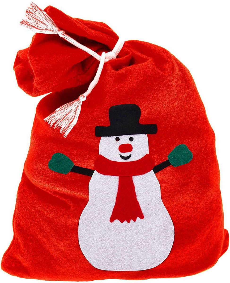 Упаковка подарочная Страна Карнавалия Карнавал. Мешок снеговик, цвет: красный, 60 х 95 см328639Упаковка - это одна из важных составляющих самого подарка! Дарите ли вы сувениры родственникам, или выбираете подарок для самого близкого человека - правильно подобранная подарочная упаковка усилит радость от самого подарка и поднимет настроение. Подарочная упаковка Страна Карнавалия Карнавал. Мешок снеговик - это отличный выбор, который привнесет атмосферу праздника в ваш дом! Размер: 60 х 95 см.