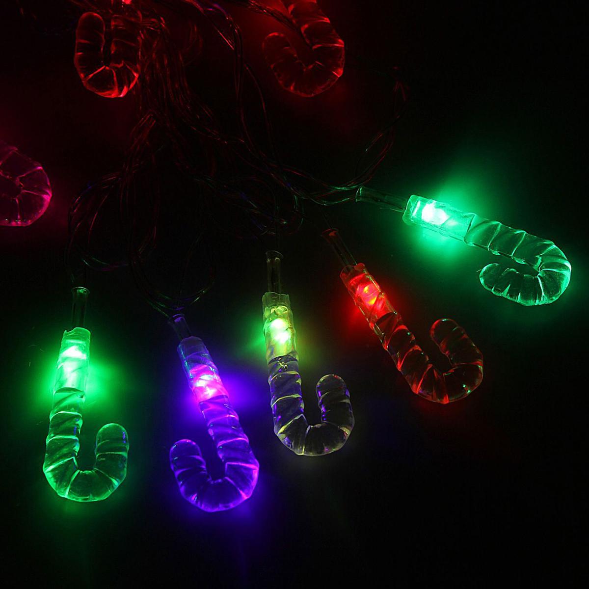 Гирлянда светодиодная Luazon Метраж. Леденец, 20 ламп, 220 V, длина 5 м1080399Светодиодные гирлянды и ленты — это отличный вариант для новогоднего оформления интерьера или фасада. С их помощью помещение любого размера можно превратить в праздничный зал, а внешние элементы зданий, украшенные ими, мгновенно станут напоминать очертания сказочного дворца. Такие украшения создают ауру предвкушения чуда. Деревья, фасады, витрины, окна и арки будто специально созданы, чтобы вы украсили их светящимися нитями.