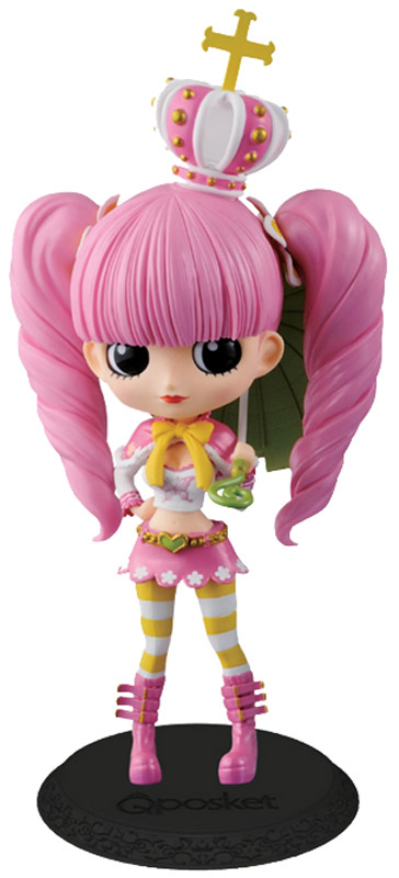 Bandai Фигурка One Piece Q Posket Girls Season Special Perona C 14 см bandai фигурка o p styling girls boa nefeltari vivi 14 см