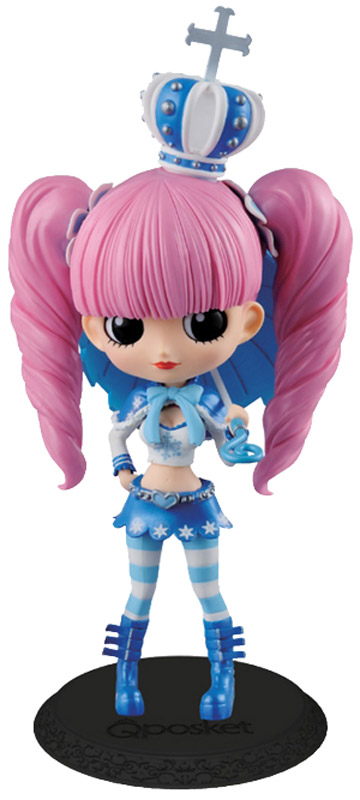Bandai Фигурка One Piece Q Posket Girls Season Special Perona D bandai фигурка o p styling girls boa nefeltari vivi 14 см