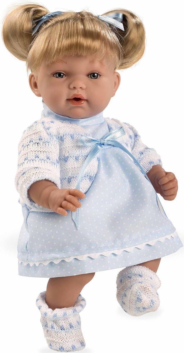 Arias Кукла Elegance цвет платья голубой кукла yako m6579 6