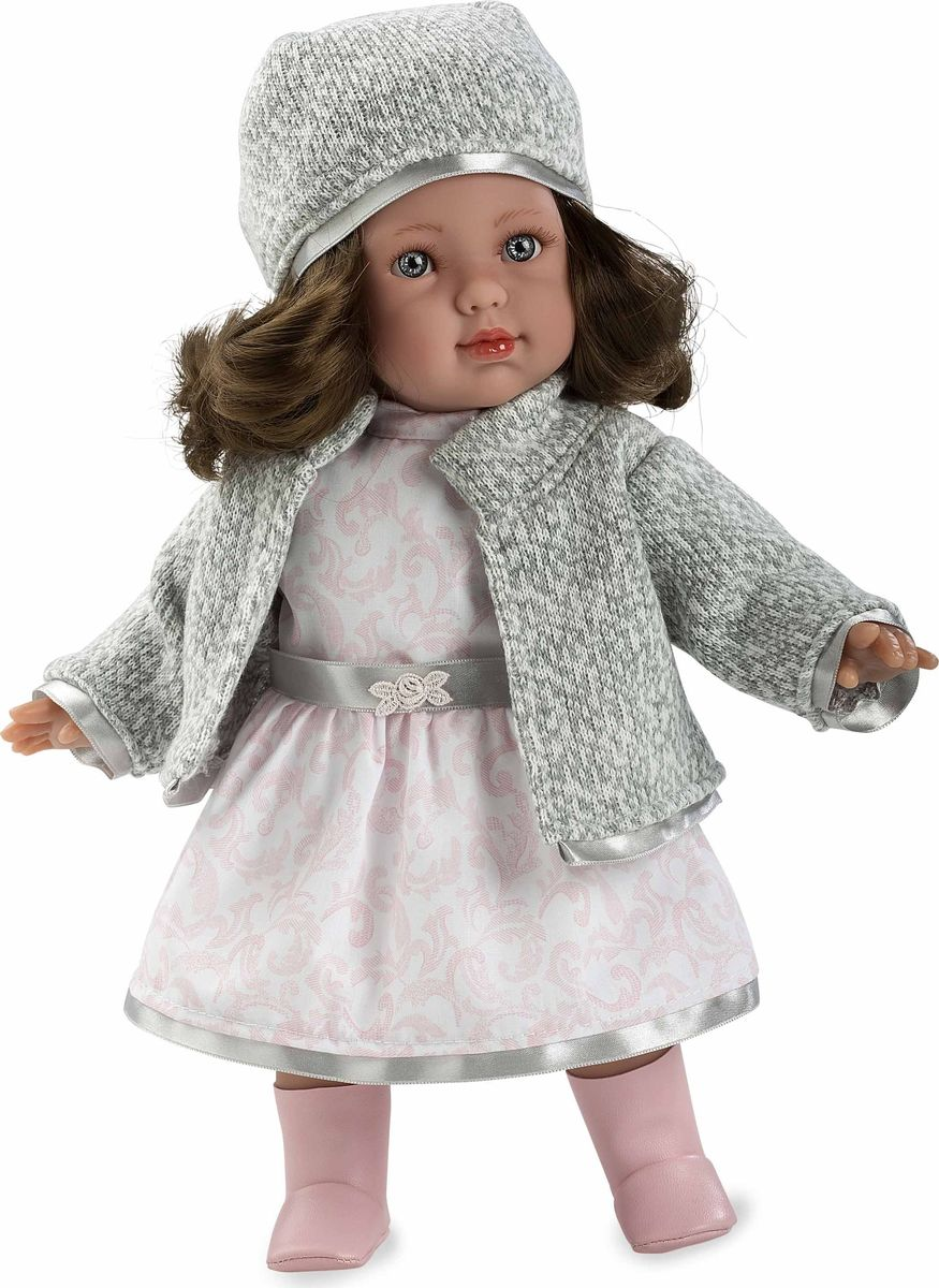 Arias Кукла Elegance в одежде Т11076 - Куклы и аксессуары