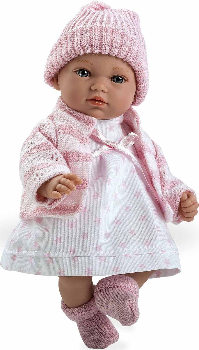 Arias Кукла Elegance цвет одежды розовый Т11080 - Куклы и аксессуары