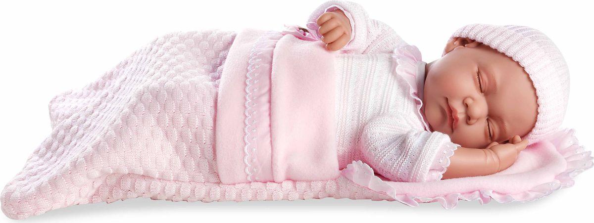 Arias Пупс Elegance в одежде в конверте с соской цвет розовый arias пупс elegance в одежде т11097