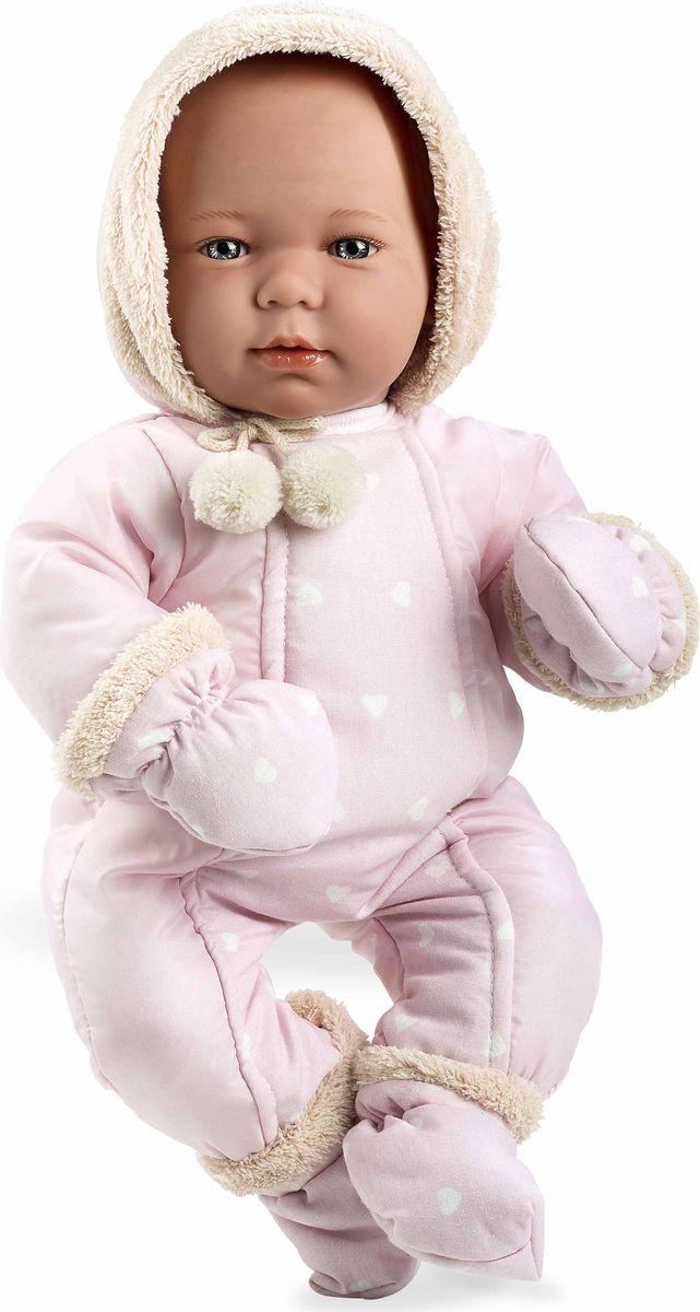 Arias Пупс Elegance в одежде с соской цвет розовый - Куклы и аксессуары