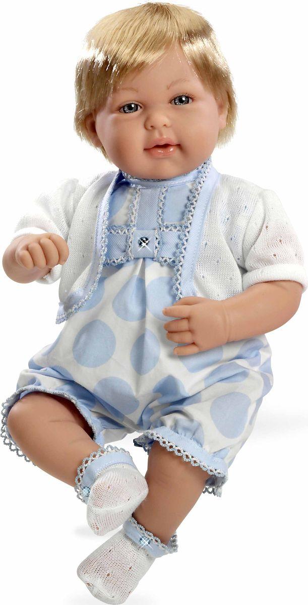 Arias Кукла Мальчик Elegance цвет одежды голубой платья культ платья bracegirdle платье