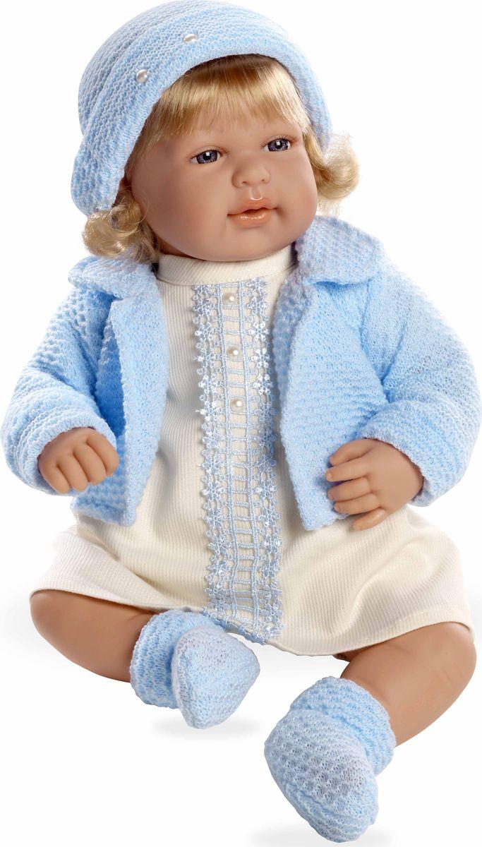 Arias Кукла Девочка Elegance цвет одежды голубой кукла клоун arias 38см красный