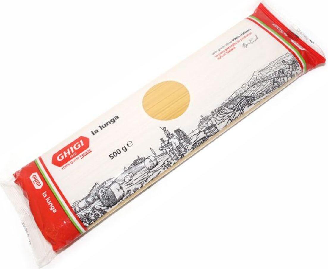 Ghigi cпагеттини № 84, 500 г grand di pasta спагетти 500 г