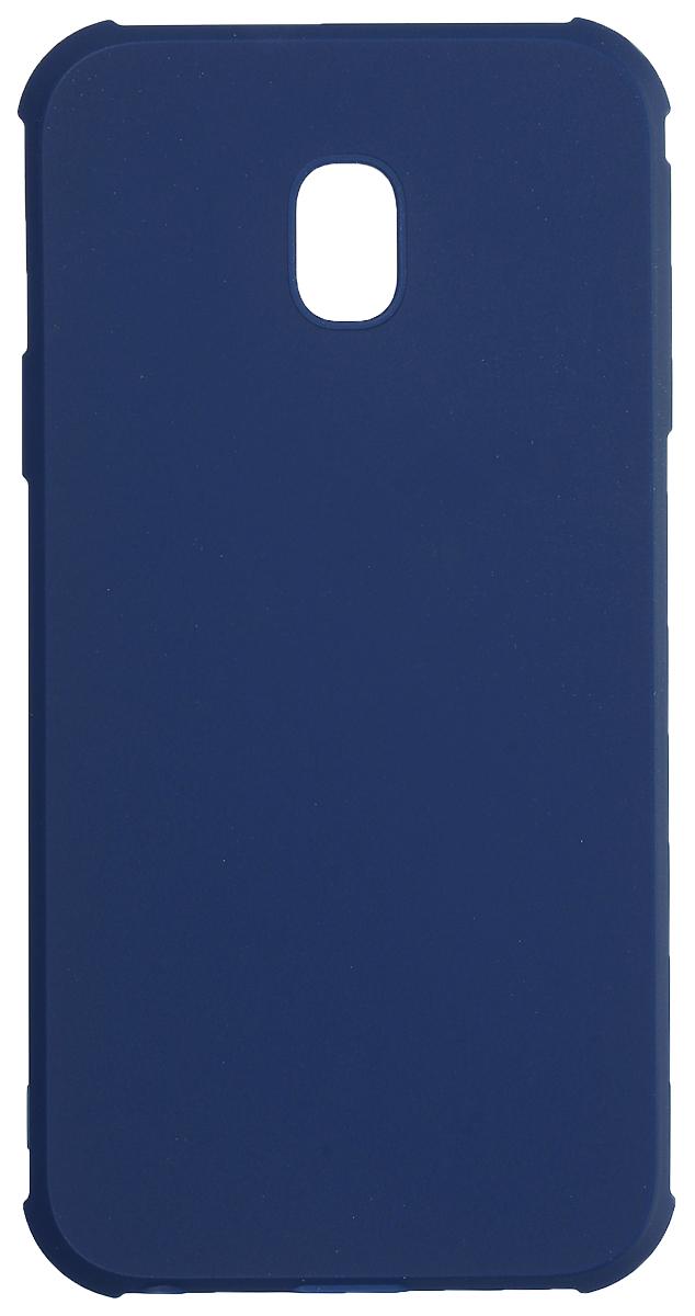 Red Line Extreme чехол для Samsung Galaxy J3 (2017), BlueУТ000012554Защитный чехол Red Line Extreme - это идеальное решение для защиты Samsung Galaxy J3 (2017). Он надежно защищает смартфон от механических повреждений и придает ему неповторимую элегантность. Чехол также обеспечивает свободный доступ ко всем разъемам и клавишам устройства.
