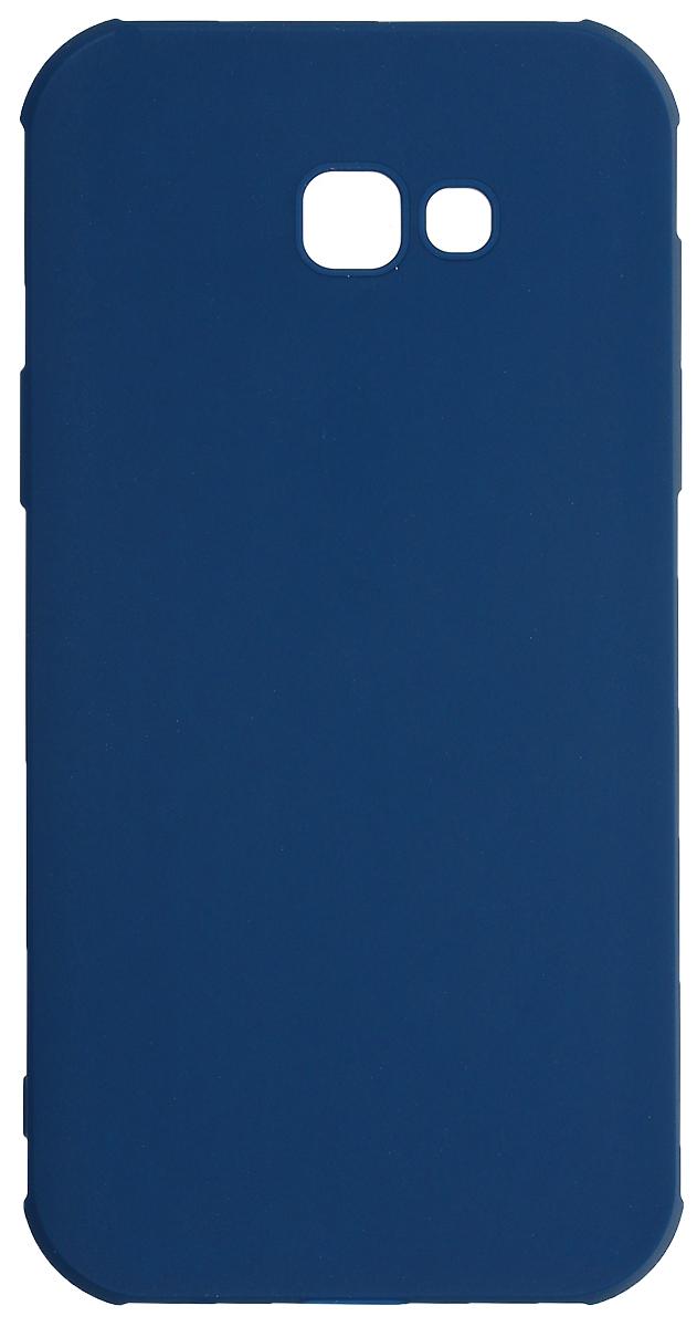 Red Line Extreme чехол для Samsung Galaxy A7 (2017), BlueУТ000012553Защитный чехол Red Line Extreme - это идеальное решение для защиты Samsung Galaxy A7 (2017). Он надежно защищает смартфон от механических повреждений и придает ему неповторимую элегантность. Чехол также обеспечивает свободный доступ ко всем разъемам и клавишам устройства.
