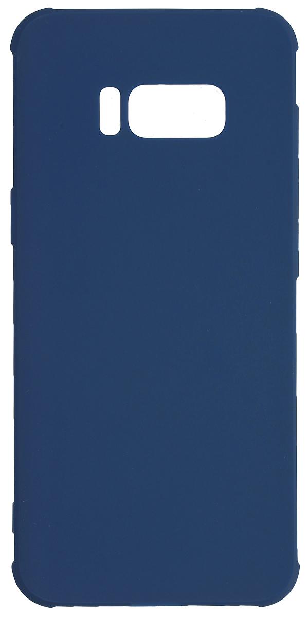 Red Line Extreme чехол для Samsung Galaxy S8, BlueУТ000012549Защитный чехол Red Line Extreme - это идеальное решение для защиты Samsung Galaxy S8. Он надежно защищает смартфон от механических повреждений и придает ему неповторимую элегантность. Чехол также обеспечивает свободный доступ ко всем разъемам и клавишам устройства.