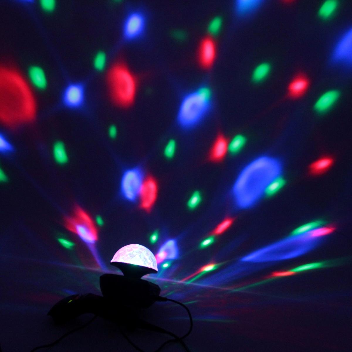 Световой прибор Luazon, с музыкой, USB microSD ЧЕРНЫЙ176678Светодиодные гирлянды, ленты и т.д — это отличный вариант для новогоднего оформления интерьера или фасада. С их помощью помещение любого размера можно превратить в праздничный зал, а внешние элементы зданий, украшенные ими, мгновенно станут напоминать очертания сказочного дворца. Такие украшения создают ауру предвкушения чуда. Деревья, фасады, витрины, окна и арки будто специально созданы, чтобы вы украсили их светящимися нитями.