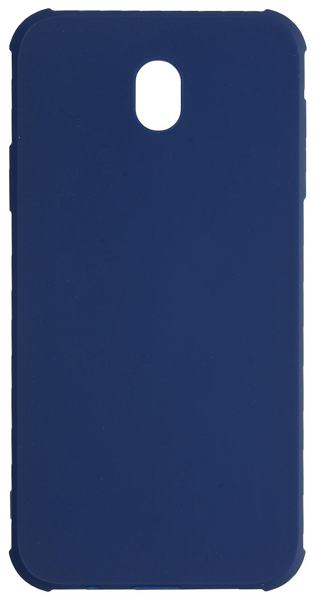 Red Line Extreme чехол для Samsung Galaxy J7 (2017), BlueУТ000012556Защитный чехол Red Line Extreme - это идеальное решение для защиты Samsung Galaxy J7 (2017). Он надежно защищает смартфон от механических повреждений и придает ему неповторимую элегантность. Чехол также обеспечивает свободный доступ ко всем разъемам и клавишам устройства.