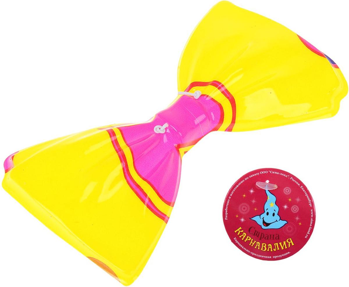Страна Карнавалия Карнавальная бабочка Два цвета набор 6 шт 331388 -  Аксессуары для детского праздника