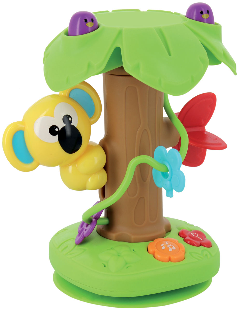 1TOY Развивающая игрушка Kidz Delight Веселая Коала смартфон 1toy обучающий kidz delight i lol