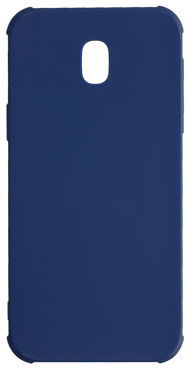 Red Line Extreme чехол для Samsung Galaxy J5 (2017), BlueУТ000012555Защитный чехол Red Line Extreme - это идеальное решение для защиты Samsung Galaxy J5 (2017). Он надежно защищает смартфон от механических повреждений и придает ему неповторимую элегантность. Чехол также обеспечивает свободный доступ ко всем разъемам и клавишам устройства.