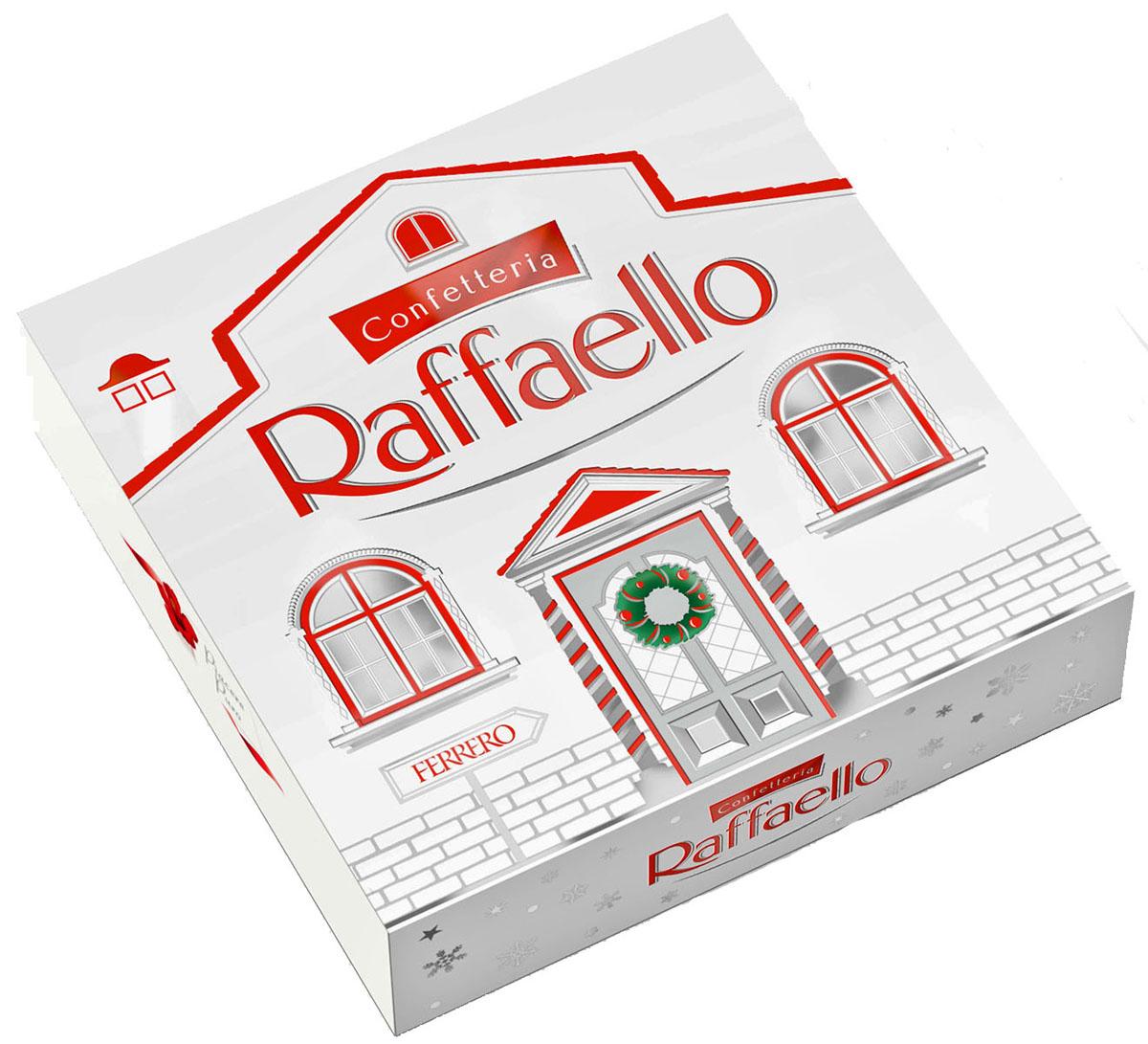 Raffaello конфеты с цельным миндальным орехом в кокосовой обсыпке, 240 г77115555/77098251/77070961