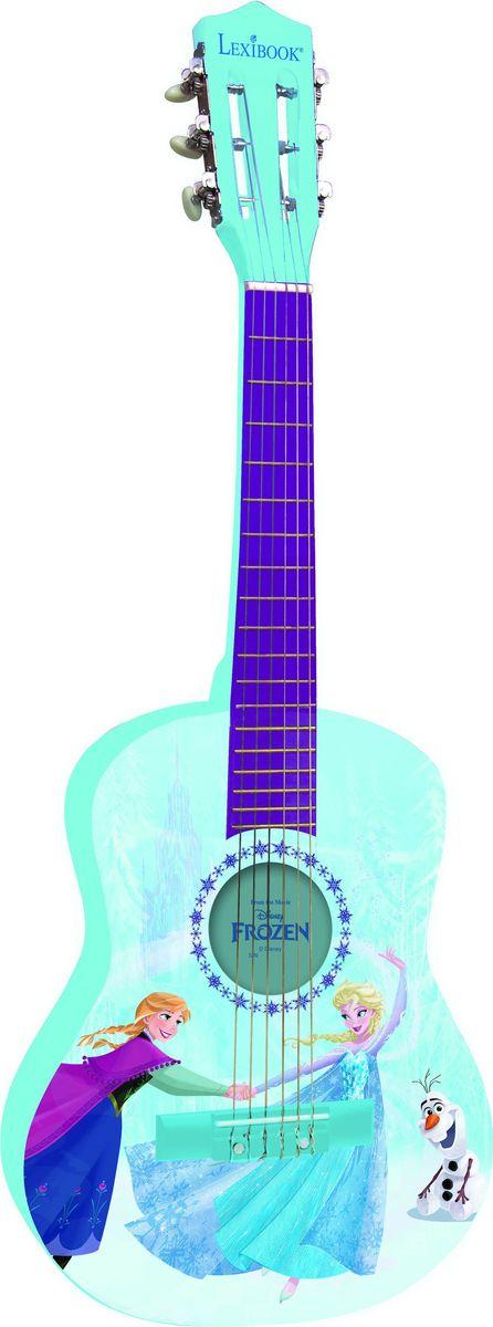 Lexibook Акустическая гитара Холодное сердце - Музыкальные инструменты