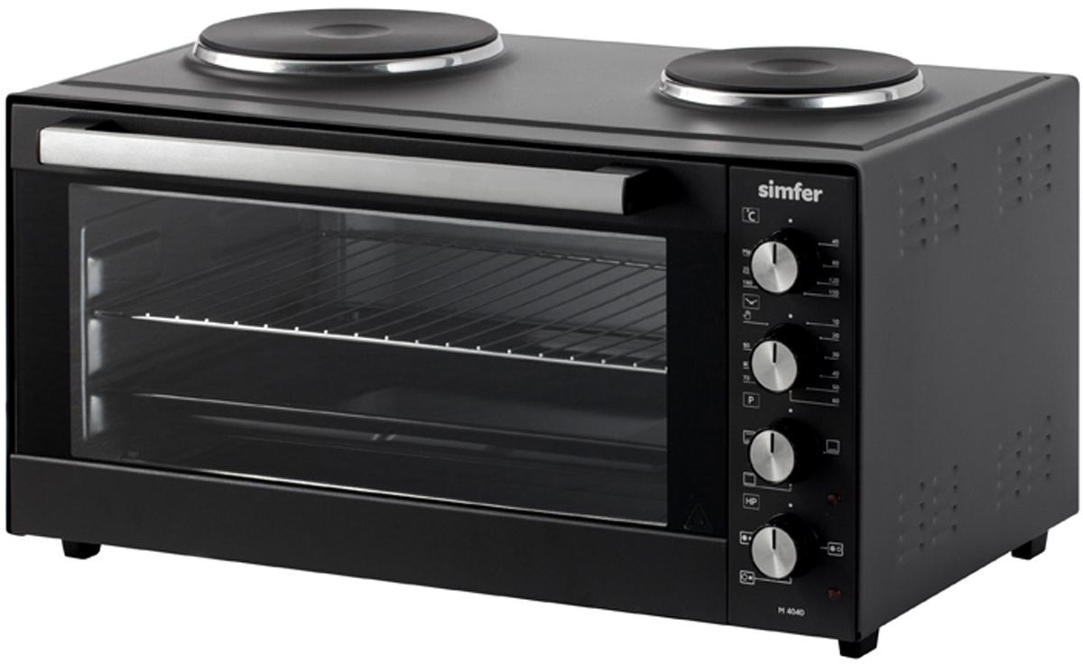 Simfer M 4040 мини-печь - Мини-печи
