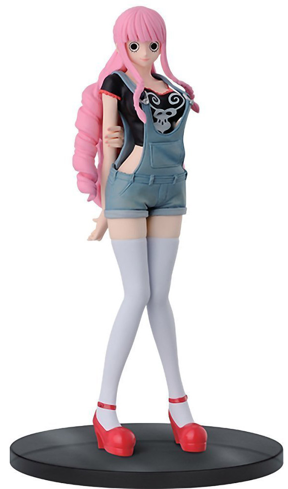Bandai Фигурка One Piece Freak Vol.5 - Perona A (Gray) 16 см