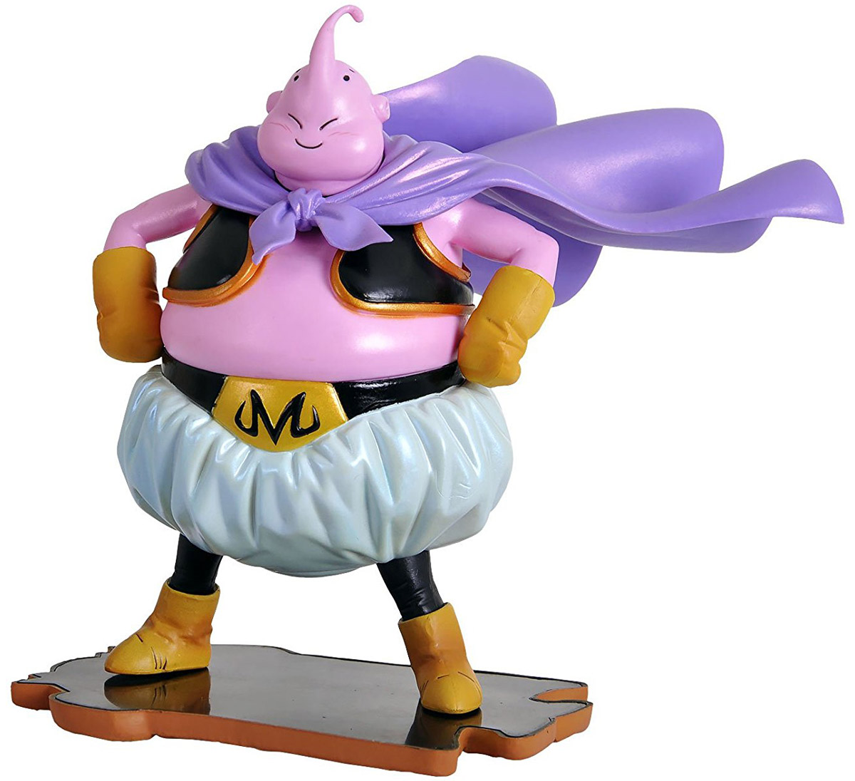 Bandai Фигурка Dragon Ball Z Pastel Color ver. Majin Boo dragon ball z msp master stars piece the son goku chocolate manga ver pvc figure collectible model toy 27cm