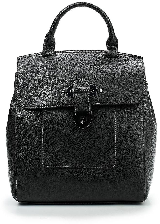 цена на Рюкзак женский Jane Shilton, цвет: черный. 2378