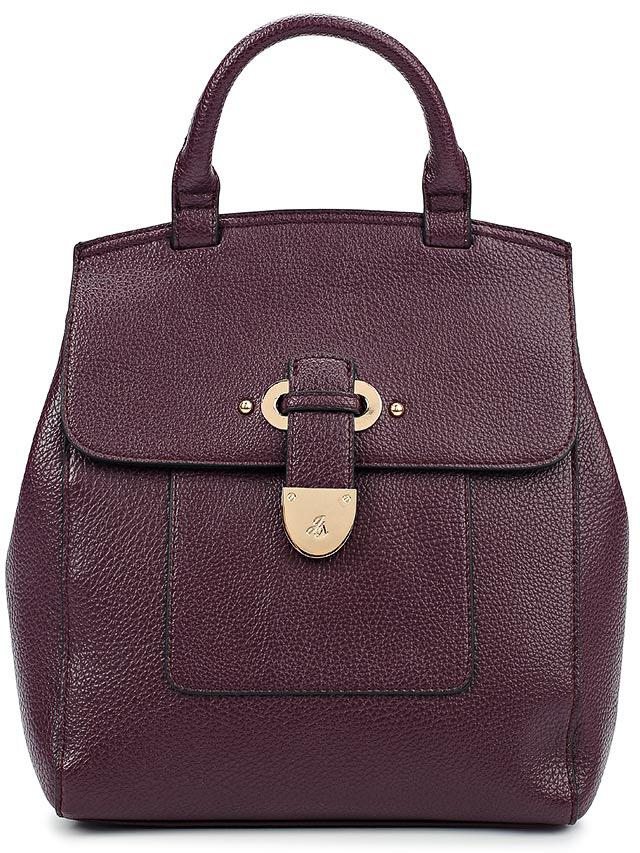 Рюкзак женский Jane Shilton, цвет: пурпурный. 2378
