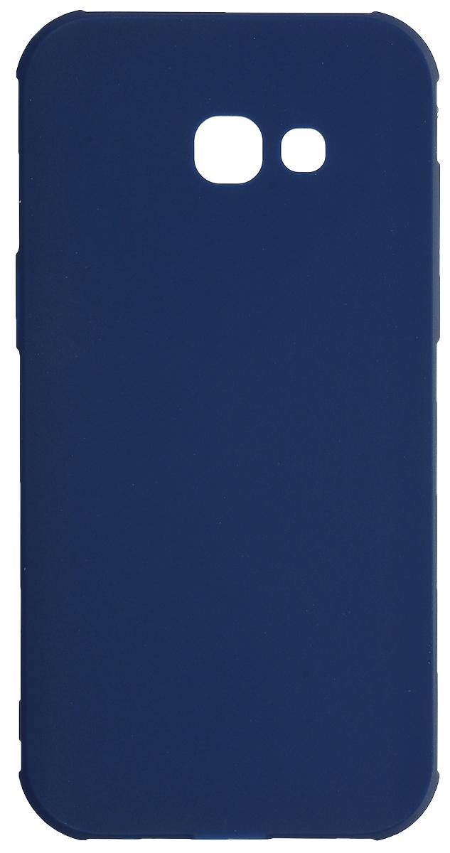 Red Line Extreme чехол для Samsung Galaxy A5 (2017), BlueУТ000012552Защитный чехол Red Line Extreme - это идеальное решение для защиты Samsung Galaxy A5 (2017). Он надежно защищает смартфон от механических повреждений и придает ему неповторимую элегантность. Чехол также обеспечивает свободный доступ ко всем разъемам и клавишам устройства.