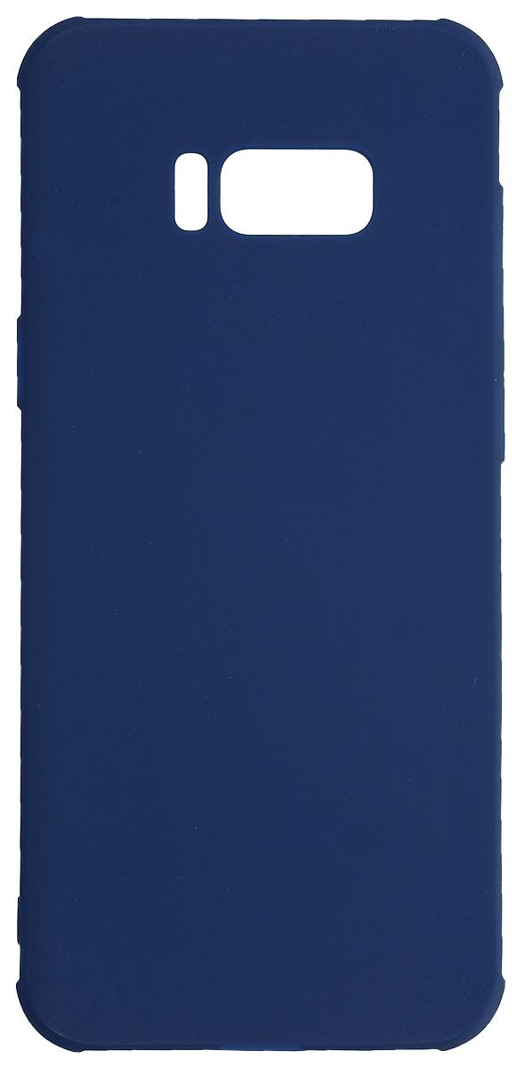 Red Line Extreme чехол для Samsung Galaxy S8 Plus, BlueУТ000012550Защитный чехол Red Line Extreme - это идеальное решение для защиты Samsung Galaxy S8 Plus. Он надежно защищает смартфон от механических повреждений и придает ему неповторимую элегантность. Чехол также обеспечивает свободный доступ ко всем разъемам и клавишам устройства.