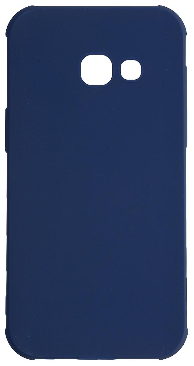 Red Line Extreme чехол для Samsung Galaxy A3 (2017), BlueУТ000012551Защитный чехол Red Line Extreme - это идеальное решение для защиты Samsung Galaxy A3 (2017). Он надежно защищает смартфон от механических повреждений и придает ему неповторимую элегантность. Чехол также обеспечивает свободный доступ ко всем разъемам и клавишам устройства.
