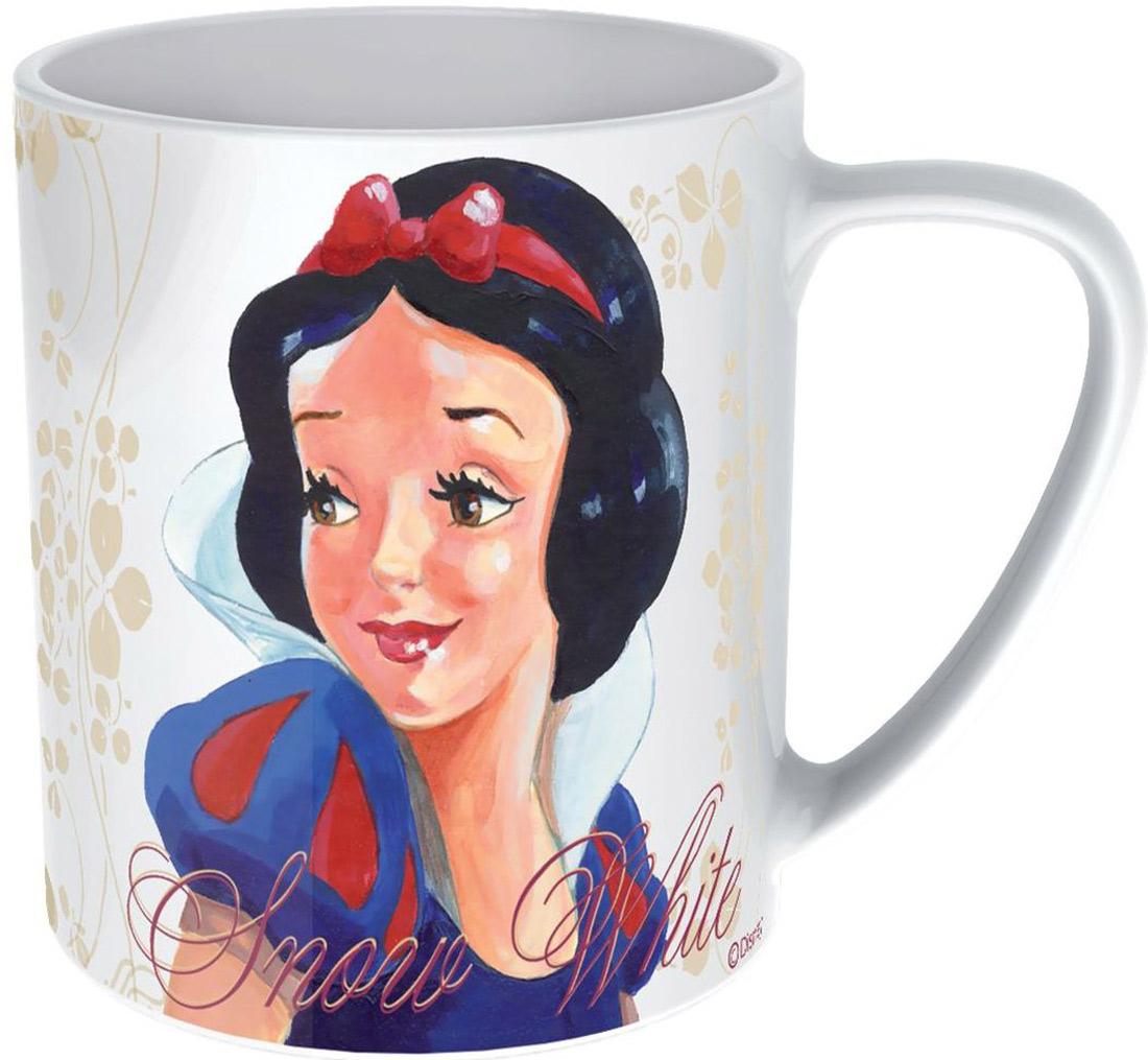 Stor Кружка детская Принцессы 320 мл в подарочной упаковке70330Оригинальная керамическая посуда с изображением любимых героев - прекрасный подарок для детей и взрослых. Можно использовать в СВЧ-печи и посудомоечной машине. Размер: 8,5 х 10,5 см. Вес: 0,40 кг.